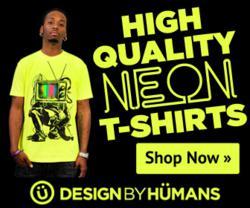 Neon T Shirt Designs