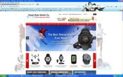 heart rate watch company