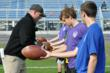 Husted Kicking Will Hold a National Camp Series (NCS) Evaluation Event for High School Kickers, Punters and Snappers in St. Louis, MO, at the 2013 Elite Football Combine on March, 03, 2013