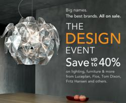 The Design Event at Lumens.com