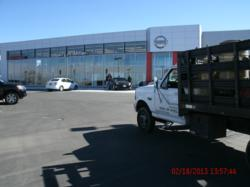 Wash On Wheels Cleans Cars For Grand Opening of Larry Miller Nissan of Highlands Ranch