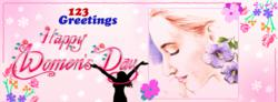 Free ecards for Women's Day 2013 on 123greetings.com