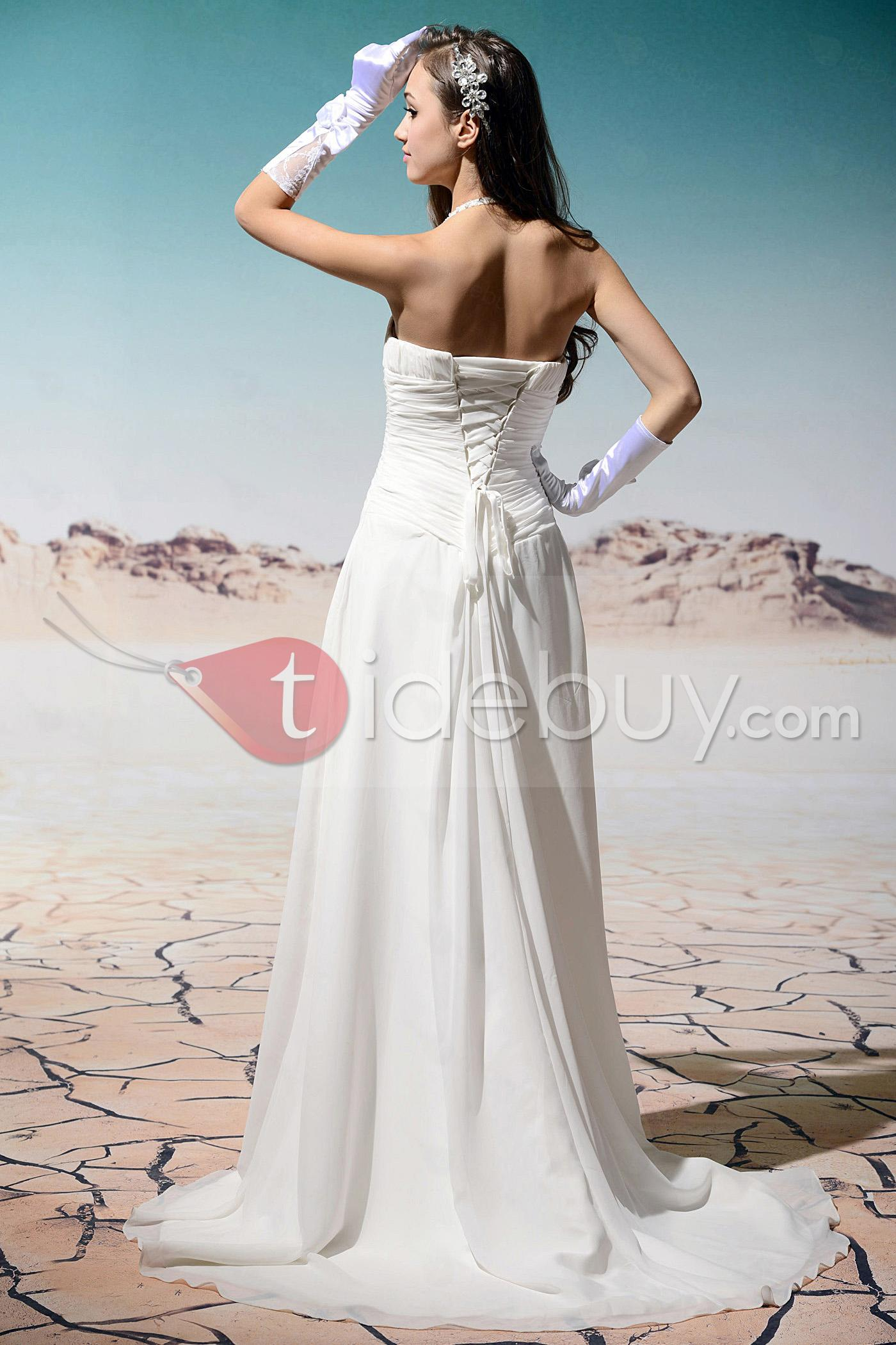 Finest China Wedding Dresses Company Tidebuycom Released Its Casual With