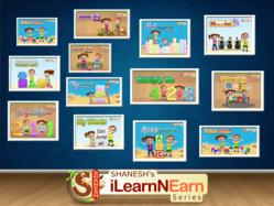 iLearnNEarn Series of Apps for Autism