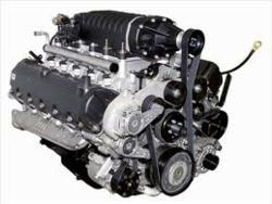 Rebuilt Ford Triton Engines