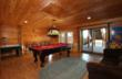 Game Rooms In Every Log Cabin