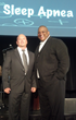 David Gergen and Derek Kennard sleep apnea pro player health alliance ppha