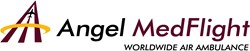 Angel MedFlight Air Ambulance logo