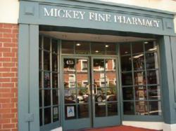 mickey fine pharmacy store front, adds Revivogen