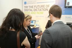 Lexacom Mobile attracts interest at LawTech Futures Conference