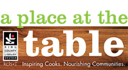 KCLS Place at the table logo