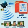 Wireless SD Cards
