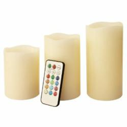 Amazing Colour Changing Remote Control Candles