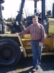 Bill Zemak, new owner of Forklift Pro, Inc. www.theforkliftpro.com