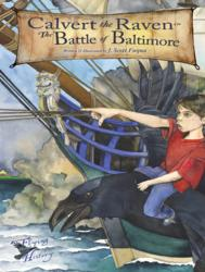 Calvert the Raven is the first children's picture book ever published by Bancroft Press.