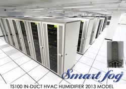 Smart Fog Data Center Humidification