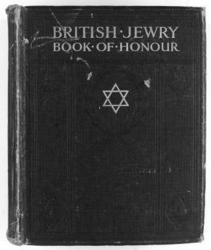 British Jewry Book of Honour 1922