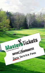 2013 Masters Tickets and 2013 Masters Golf Tournament