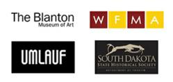 Blanton Museum of Art, Museum of the South Dakota State Historical Society, Wichita Falls Museum of Art, and Umlauf Sculpture Garden & Museum