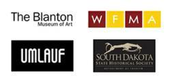 Blanton Museum of Art, Museum of the South Dakota State Historical Society, Wichita Falls Museum of Art, and Umlauf Sculpture Garden & Museum