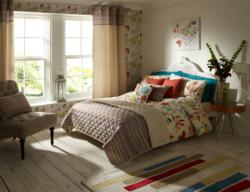 Multi colour bedroom set