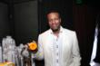 "Star of the ""Rush Hour"" movies and ""Silver Linings Playbooks"", Chris Tucker secures his GKhair Shaping Wax!"