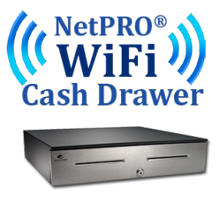 The first ever WiFi Cash Drawer