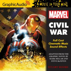 CIVIL WAR produced in GraphicAudio