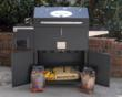 New Innovative BBQ Grill Provides The Ultimate Grilling / Cooking...
