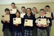 Everest Academy Students Answer Life's Questions at Catholic...