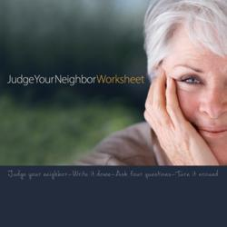 Judge-Your-Neighbor Worksheet App