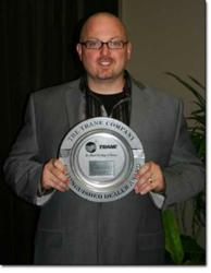 Confident Aire HVAC Company Wins Trane Distinguished Dealer Award for 2012