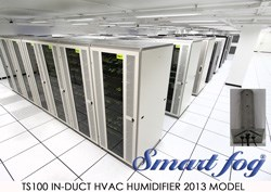 Smart Fog Data Center Humidification