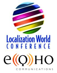 EQHO Sponsors Localization World Singapore