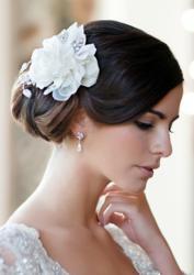 Roses of Grace Headpiece by Glitzy Secrets