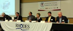 The Manufacturing Forum  Panel