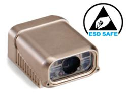 ESD Safe Fixed-Mount Barcode Imager from Microscan
