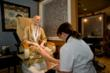 Relax with a treatment at the award-winning Spa of the Rockies