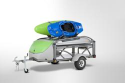 SylvanSport GO the ultimate kayak trailer