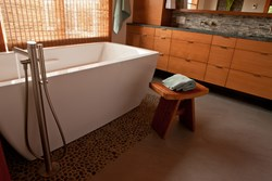Bill Fletcher-designed bathroom remodel project by Portland & Seattle remodeling contractor Hammer & Hand