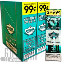 Swisher Sweets Tropical Fusion Cigars
