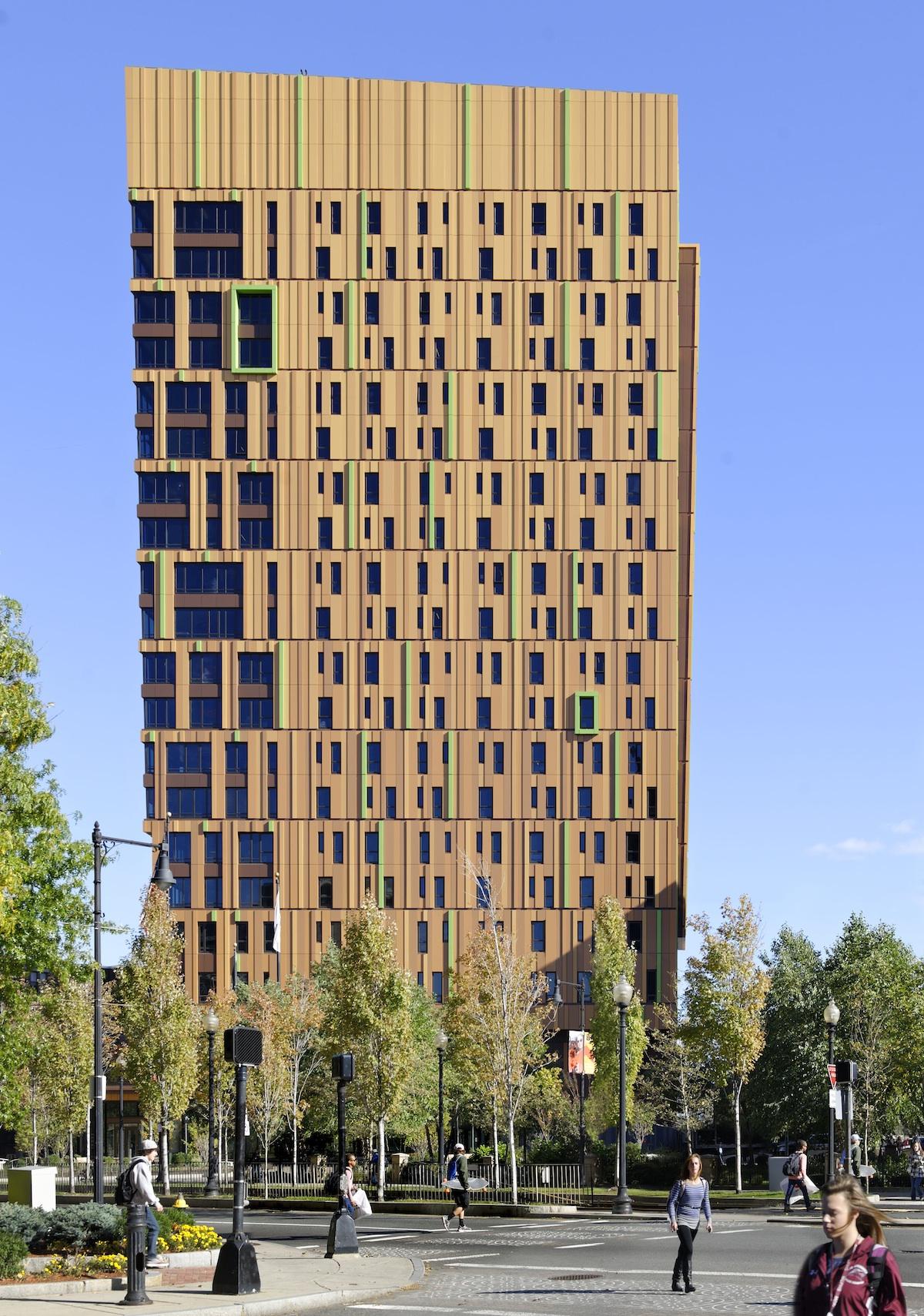 Add inc creates new architectural landmark in boston for In home design boston