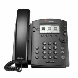 New Polycom VVX 300 Business Media Phone