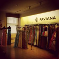 Faviana showroom