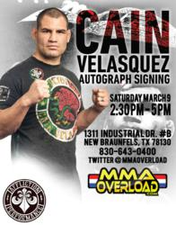 Cain Velasquez