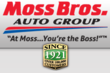 Moss Bros. Auto Group Upgrades Popular Program