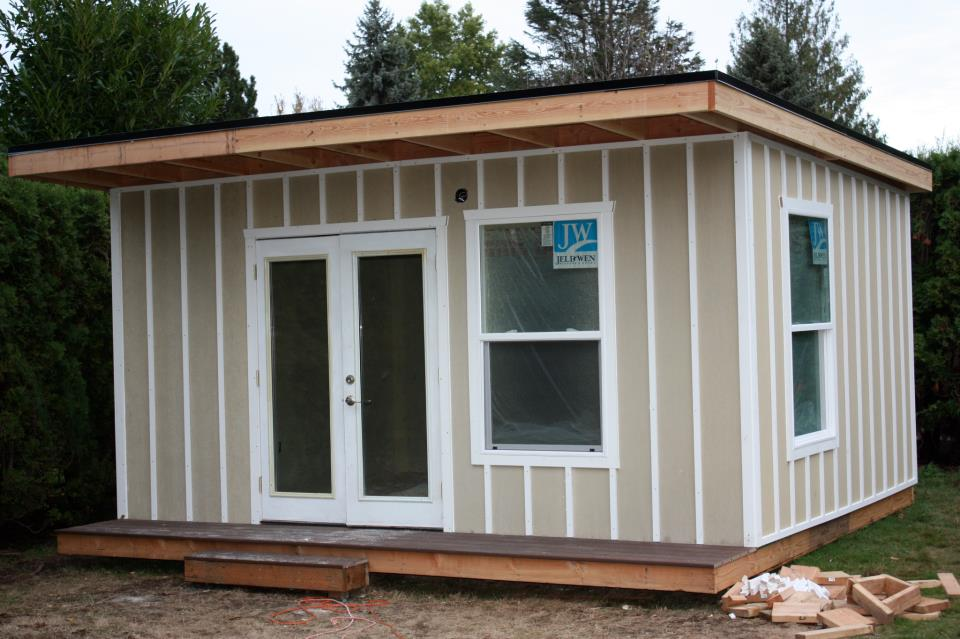 Incroyable New Business MakeSomeRoom Ready To Build Backyard Office Studios For Those  Working At Home And In Need Of Space