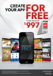 Create Your App for Free $997