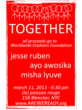 TOGETHER: A benefit for Worldwide Orphans Foundation with Jesse Ruben, Ayo Awosika and Misha Lyuve
