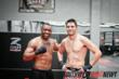 Boxing Champ Austin Trout and former UFC Champ Carlos Condit
